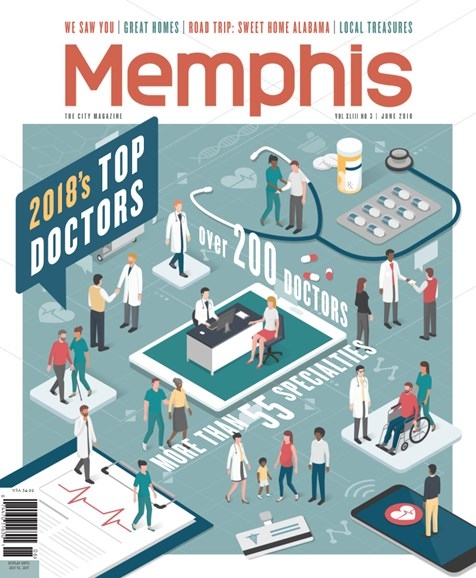 Memphis Cover - 6/1/2018