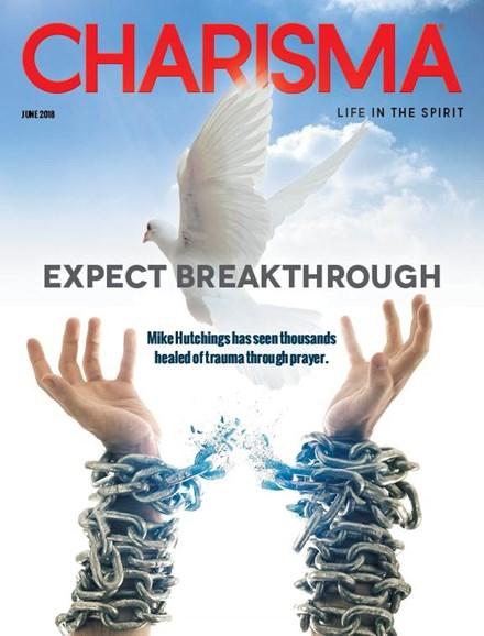 Charisma Cover - 6/1/2018