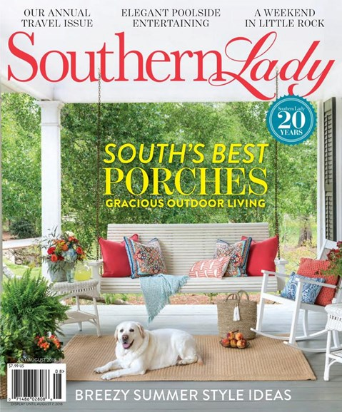 Southern Lady Cover - 7/1/2018