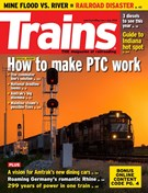 Trains Magazine 7/1/2018
