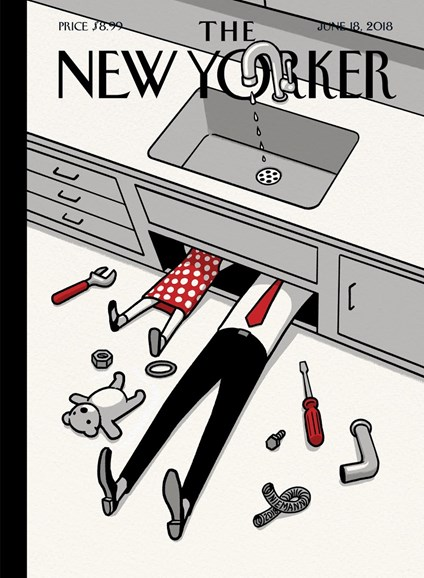 The New Yorker Cover - 6/18/2018