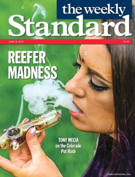 Washington Examiner Cover - 6/18/2018