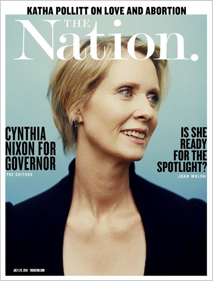 The Nation Cover - 7/2/2018