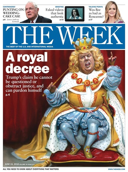The Week Cover - 6/15/2018
