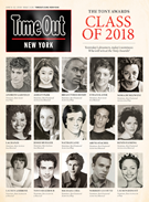 Time Out New York Magazine 6/6/2018