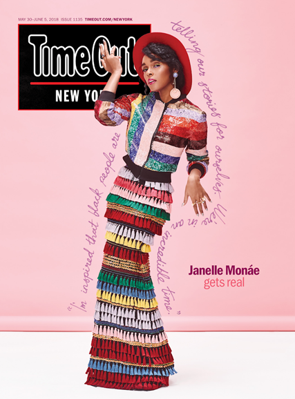 Time Out New York Cover - 5/30/2018