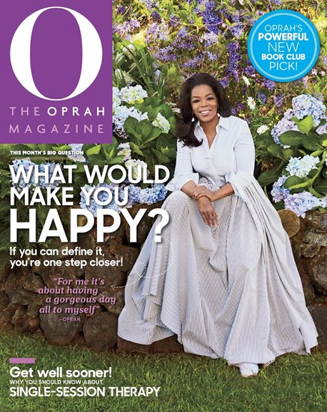 O The Oprah Cover - 7/1/2018