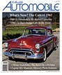 Collectible Automobile Magazine | 8/2018 Cover