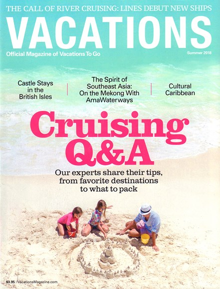 Vacations Cover - 6/1/2018