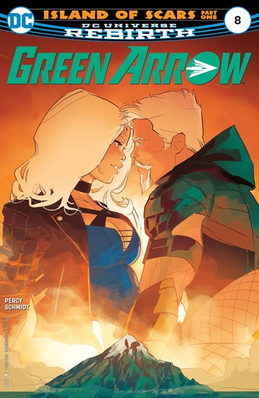 Green Arrow Cover - 12/1/2016