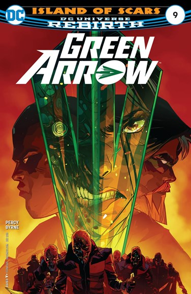 Green Arrow Cover - 12/15/2016