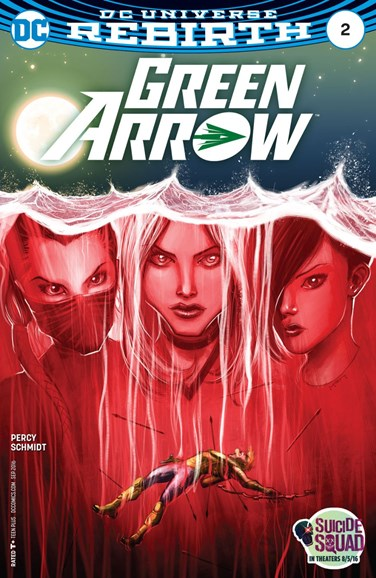 Green Arrow Cover - 9/1/2016