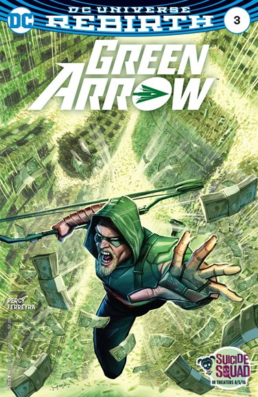Green Arrow Cover - 9/15/2016