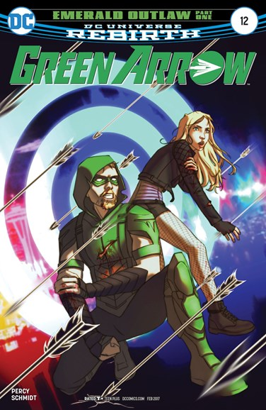 Green Arrow Cover - 2/1/2017