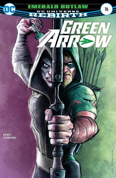 Green Arrow Cover - 4/1/2017