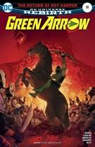 Green Arrow Comic 5/15/2017