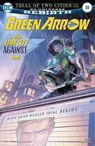Green Arrow Comic 12/15/2017