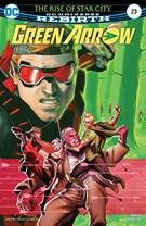 Green Arrow Comic 7/15/2017