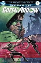 Green Arrow Comic 6/15/2017