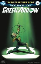 Green Arrow Comic 11/1/2017