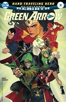 Green Arrow Comic 11/15/2017