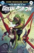 Green Arrow Comic 10/1/2017