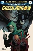 Green Arrow Comic 10/15/2017
