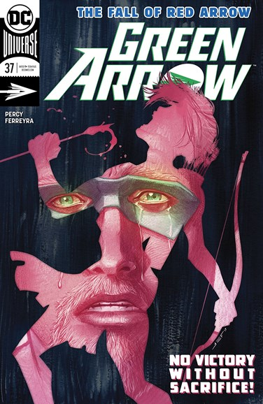 Green Arrow Cover - 4/1/2018
