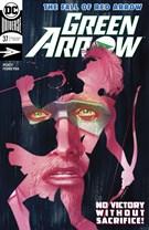 Green Arrow Comic 4/1/2018