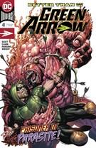 Green Arrow Comic 8/1/2018