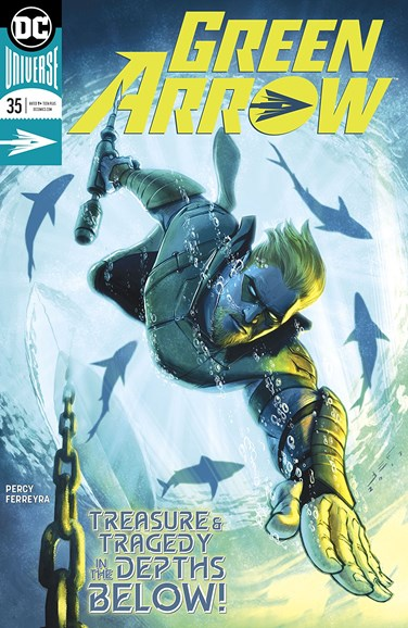 Green Arrow Cover - 2/1/2018