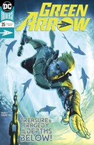Green Arrow Comic 2/1/2018