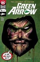 Green Arrow Comic 7/1/2018