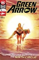 Green Arrow Comic 3/1/2018
