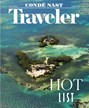 Conde Nast Traveler | 4/2018 Cover