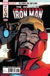Tony Stark: Iron Man | 6/1/2018 Cover