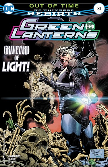 Green Lanterns Cover - 11/15/2017