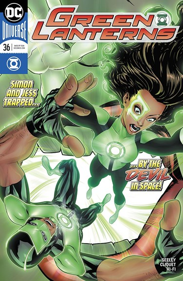 Green Lanterns Cover - 2/1/2018