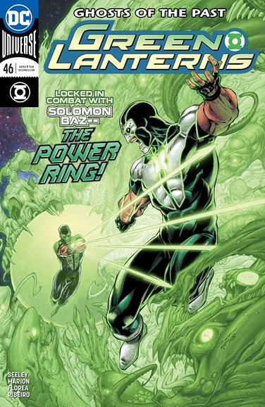 Green Lanterns Cover - 7/1/2018