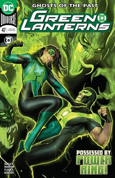 Green Lanterns Cover - 7/15/2018