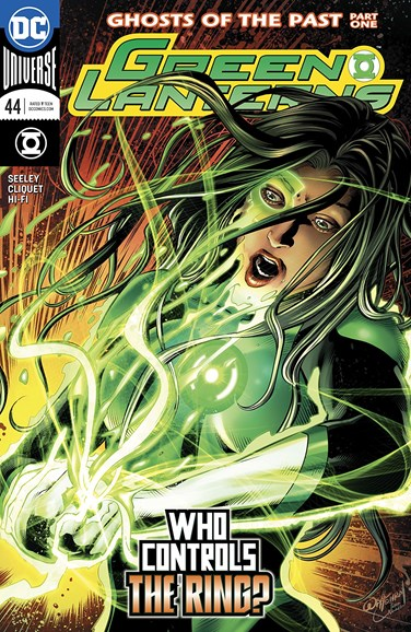 Green Lanterns Cover - 6/1/2018