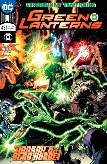 Green Lanterns Cover - 5/15/2018