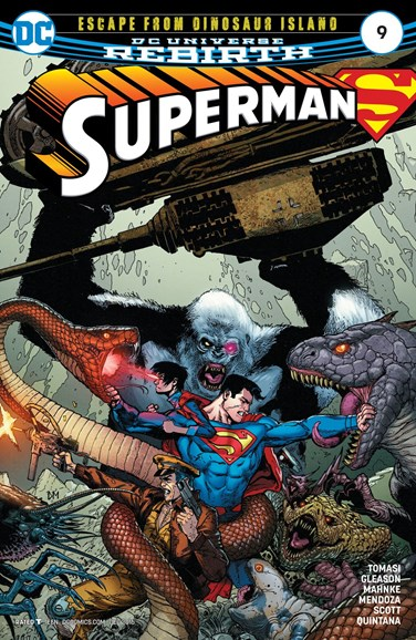 Superman Cover - 12/15/2016