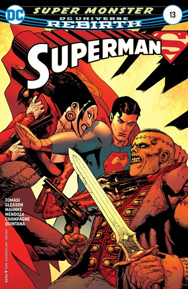Superman Cover - 2/15/2017