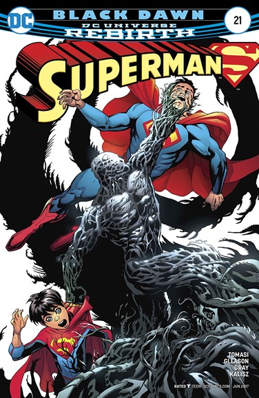 Superman Cover - 6/15/2017