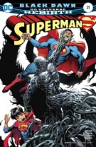 Superman Comic 6/15/2017