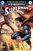 Superman Comic 12/1/2017