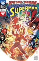 Superman Comic 2/15/2018