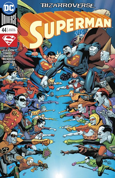 Superman Cover - 6/1/2018