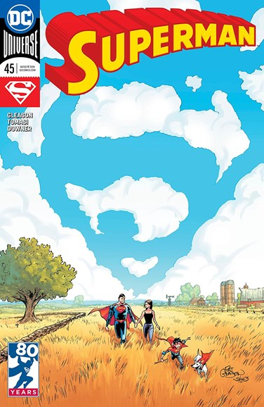 Superman Cover - 6/15/2018